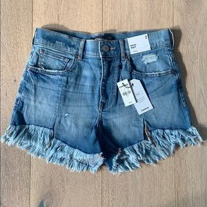 Brand new with tags! Express jean shorts.